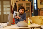 Artist IVAN PANOV, Ceramic Studio Prague