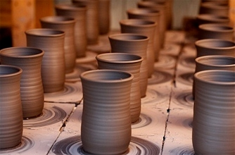 Ceramics and pottery courses, holidays and vacations Prague,  Czech Republic