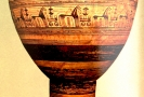 Geometric krater, 740 BC, The National Archeological Museum, Athens